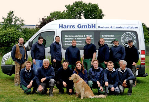 Harrs | Teamfoto